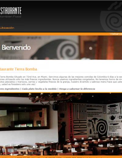 Tierra Bomba Restaurante Comida Colombiana